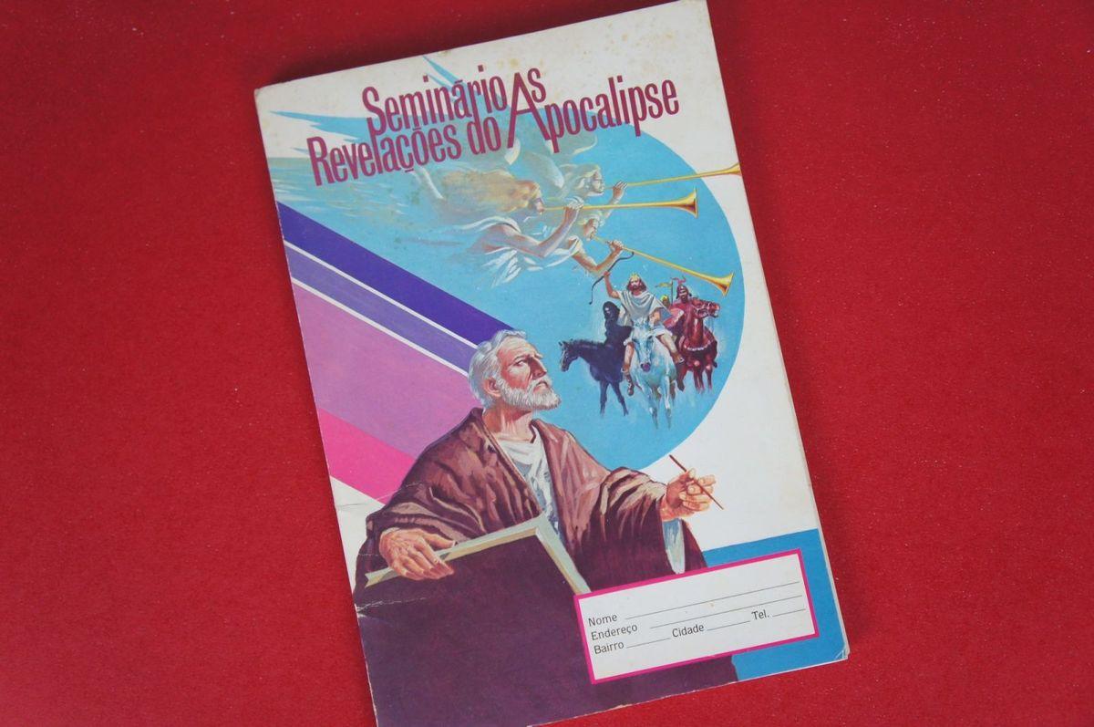 e24ebbdc1 livro seminário as revelações do apocalipse evangélico - livraria casa  publicadora brasileira