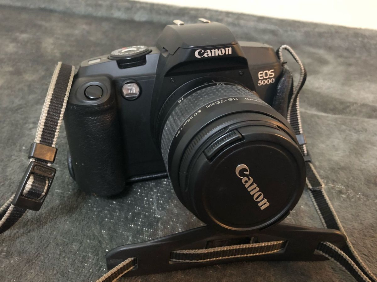 máquina fotográfica canon - digitais canon