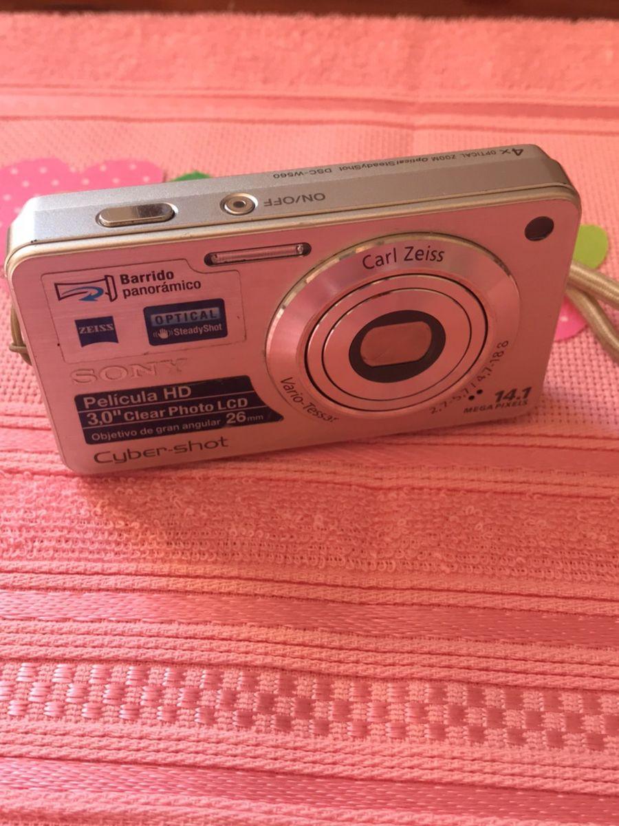 máquina fotográfica digital - vintage e retrô sony