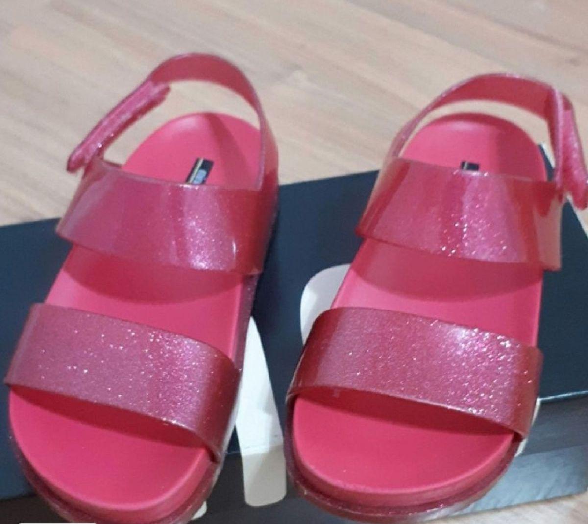 Sandalia Aurora   Calçado Infantil para Meninas Pampili
