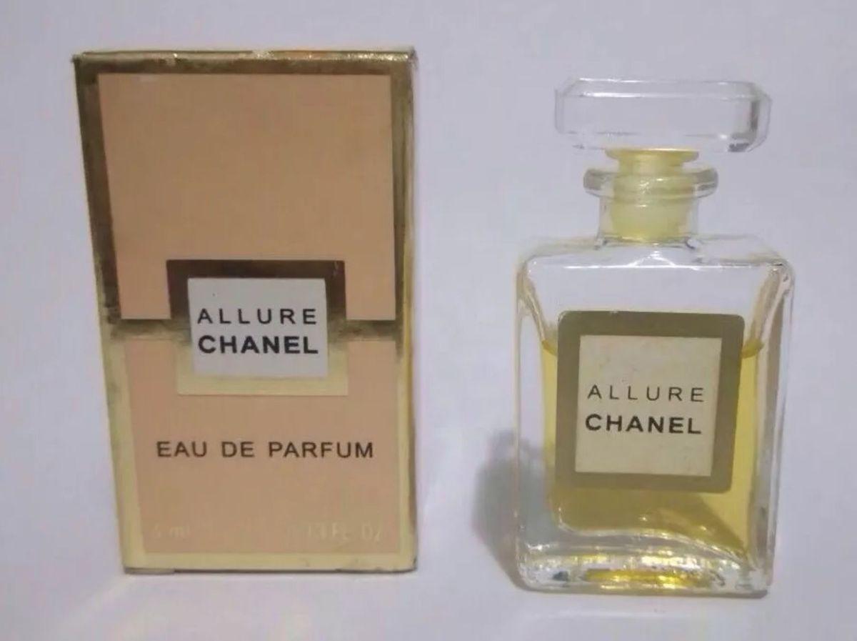 ab5f3445176 chanel miniatura vintage 5ml raríssima - perfume chanel
