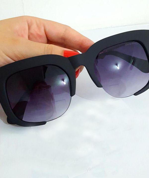 Miu Miu Noier   Óculos Feminino Miu Miu Nunca Usado 26577724   enjoei 8b7bf80a81