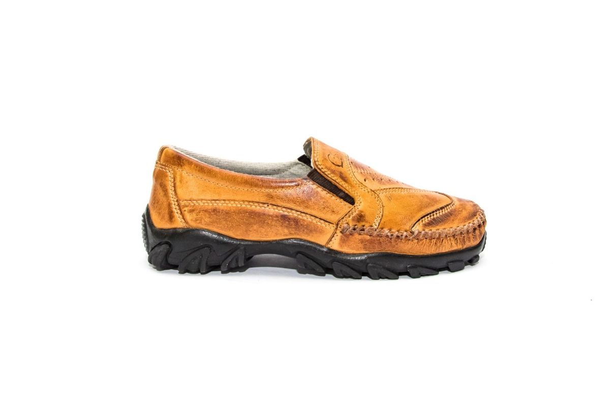 91f565a33f mocassim sapatilha slip masculino 100% couro - promoção - frete grátis -  sapatos sem marca