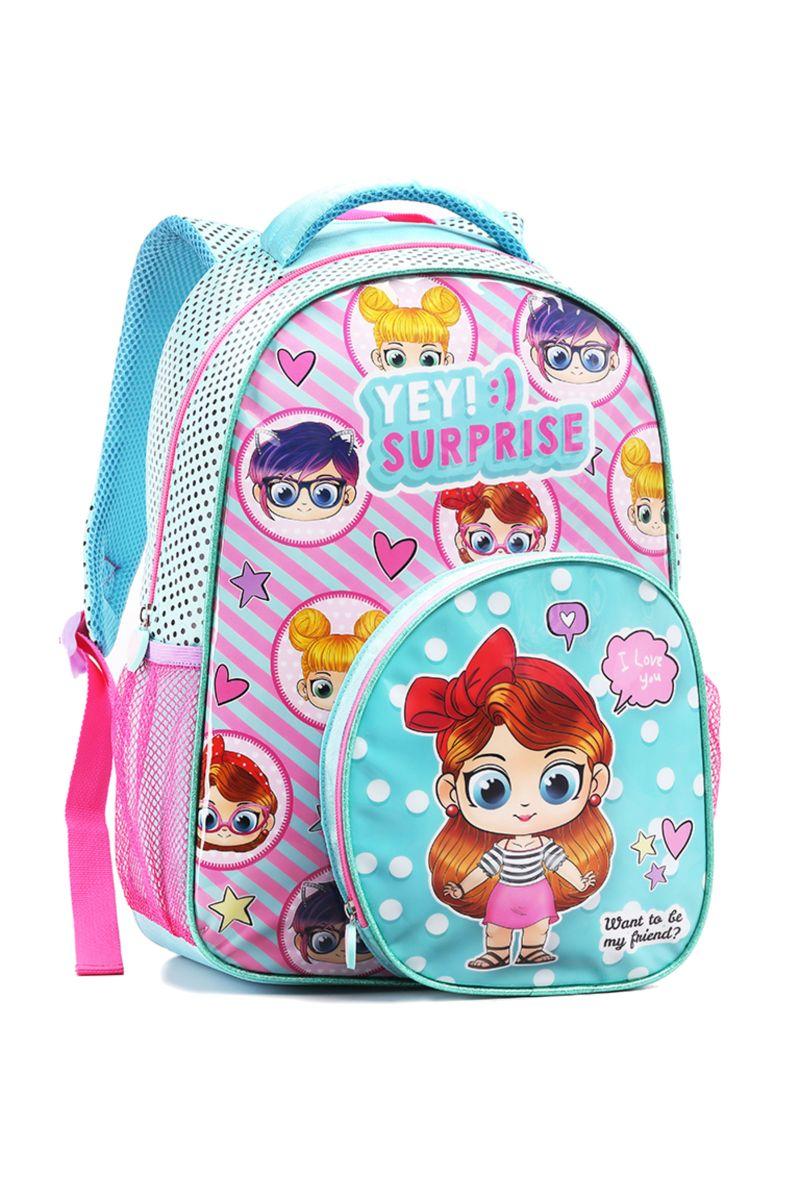 9f623004a mochila escolar infantil feminina lançamento 2019 para meninas jovem casual  - mochila seanite