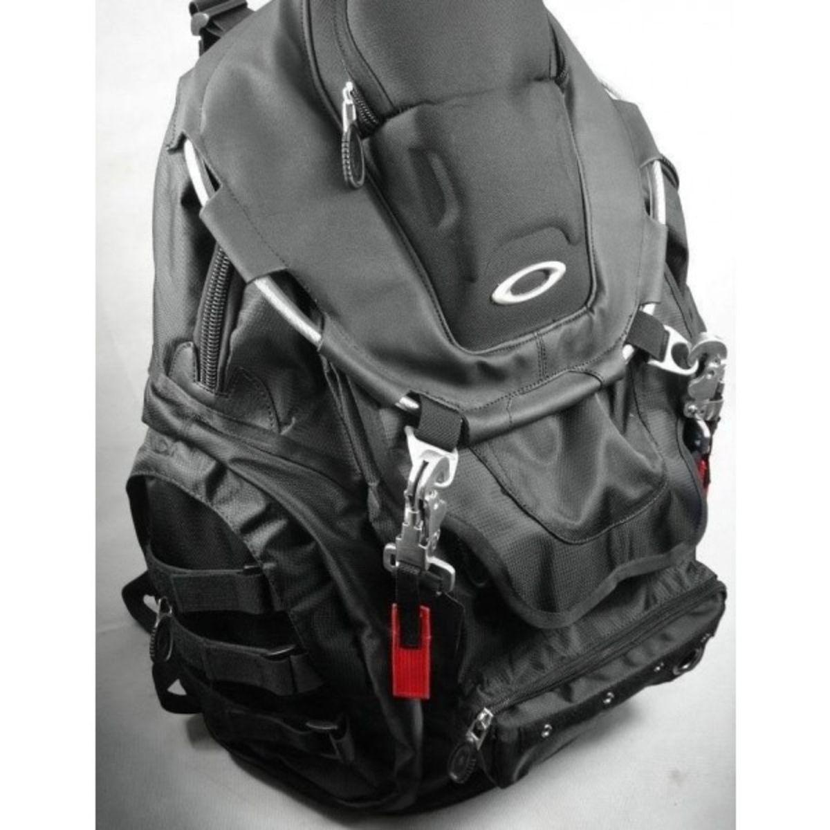 b94138438490c Mochila Masculina Escolar Juvenil Notebook Camping Oakley