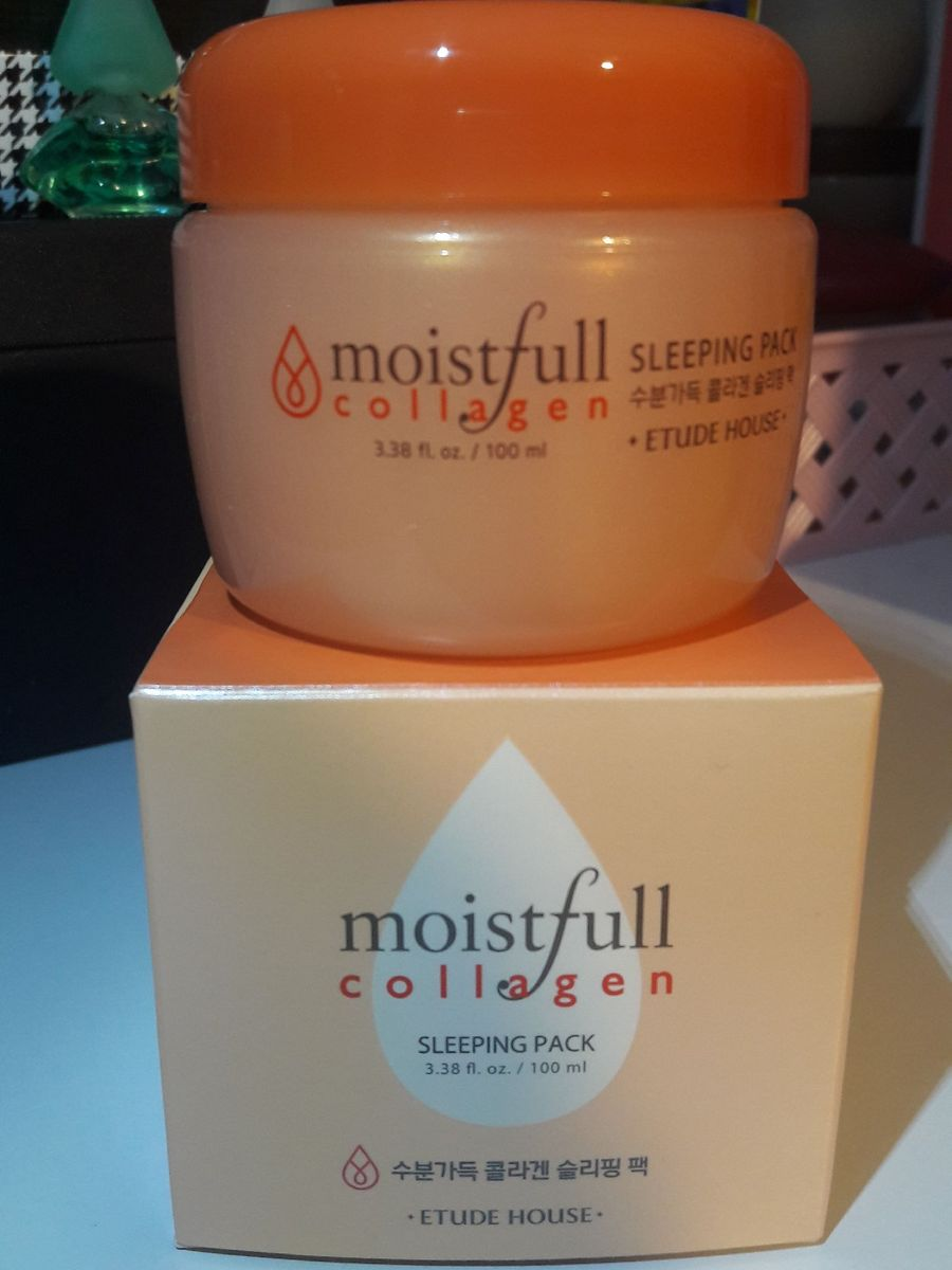 moistfull collagen etude house - cosméticos etude-house