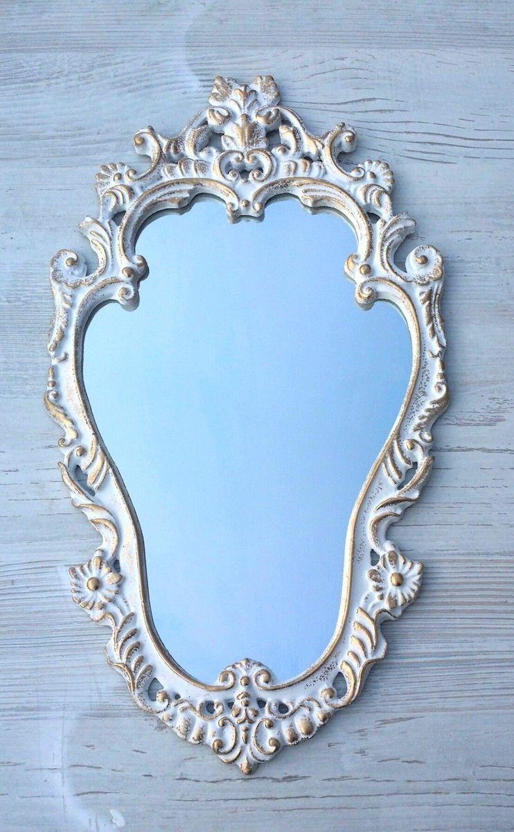 moldura com espelho - decoração megaresinas