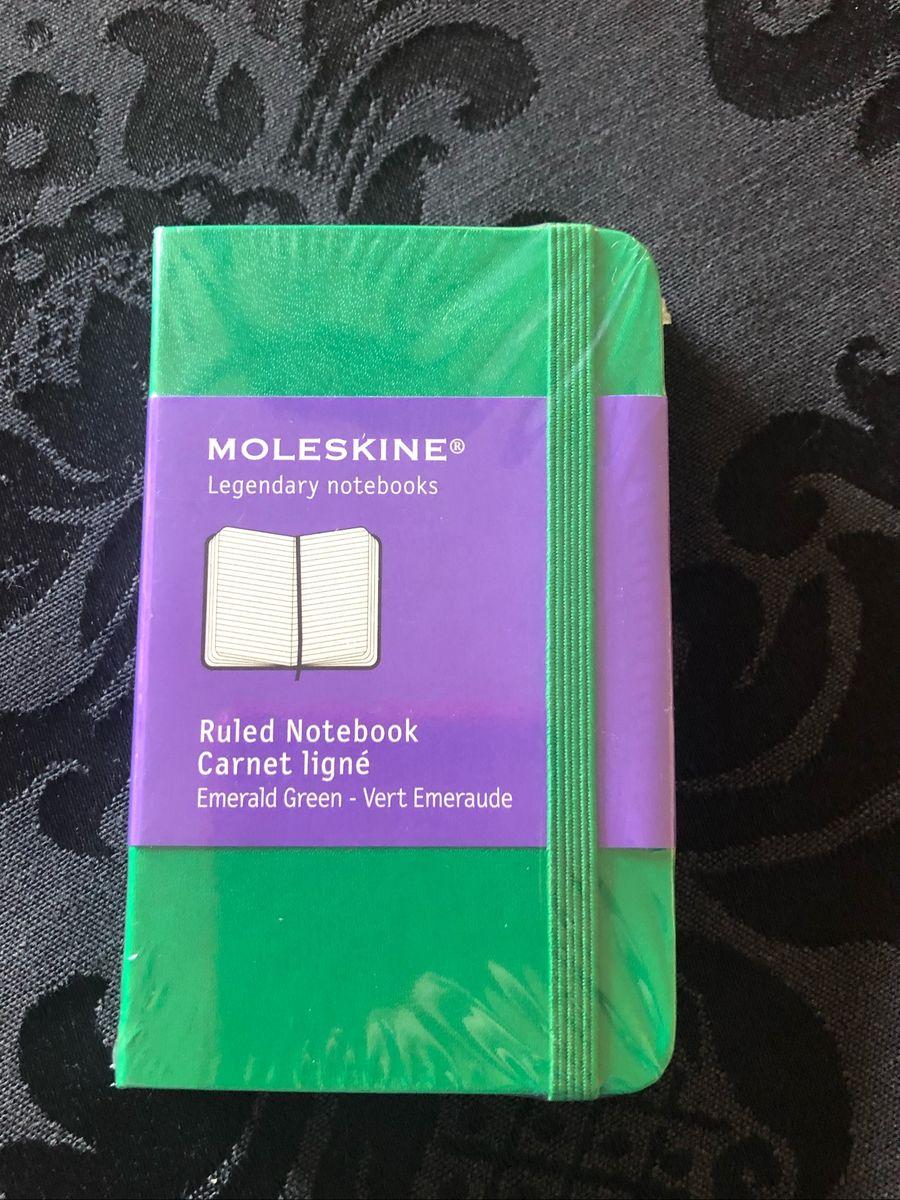 moleskine carnet ligne - papelaria moleskine