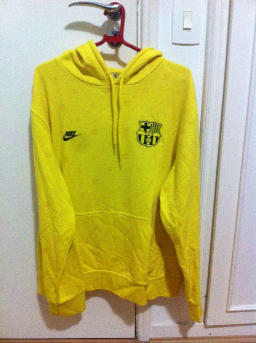Moletom Nike Barcelona  f860a1a20329f