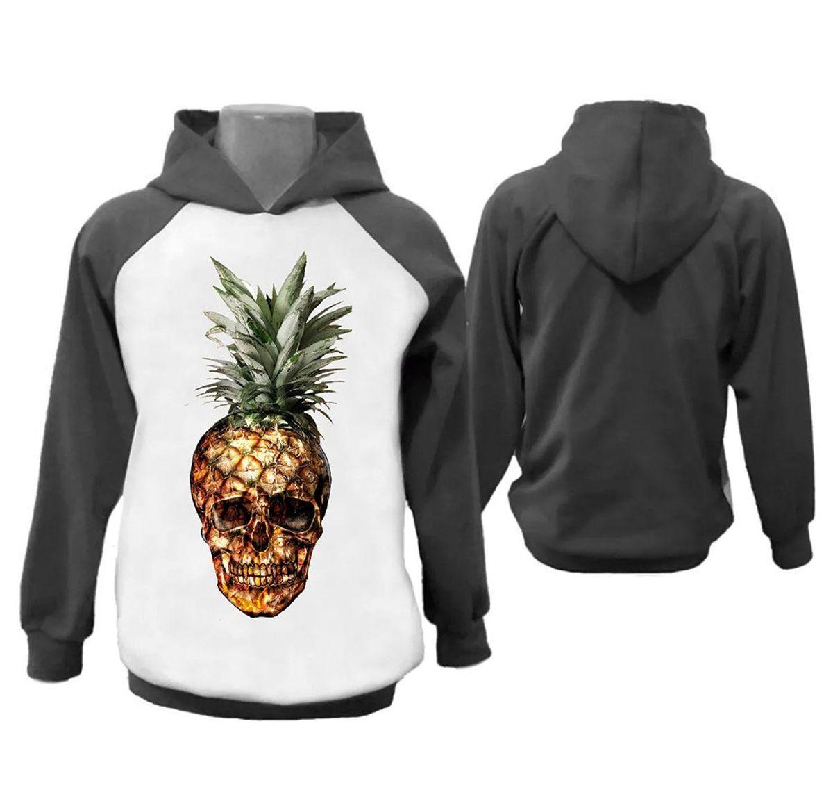 moletom pineapple