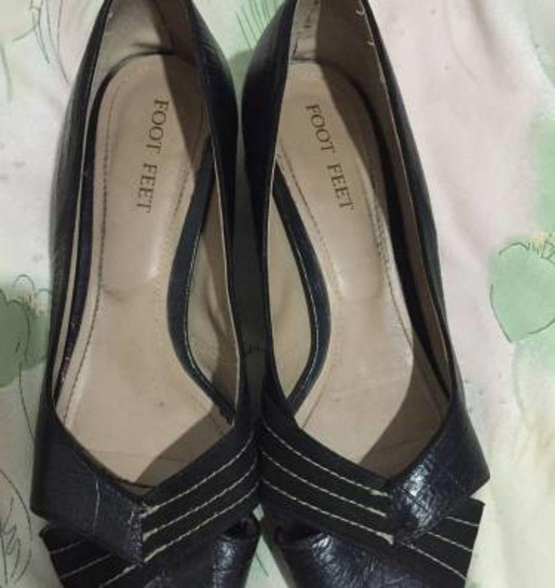 nem tão básico assim!!! - sapatos foot feet