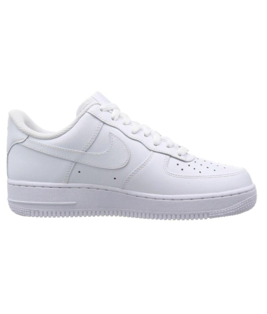 nouveau concept 91d48 98daa Nike air force 1 tamanho 39 - branco