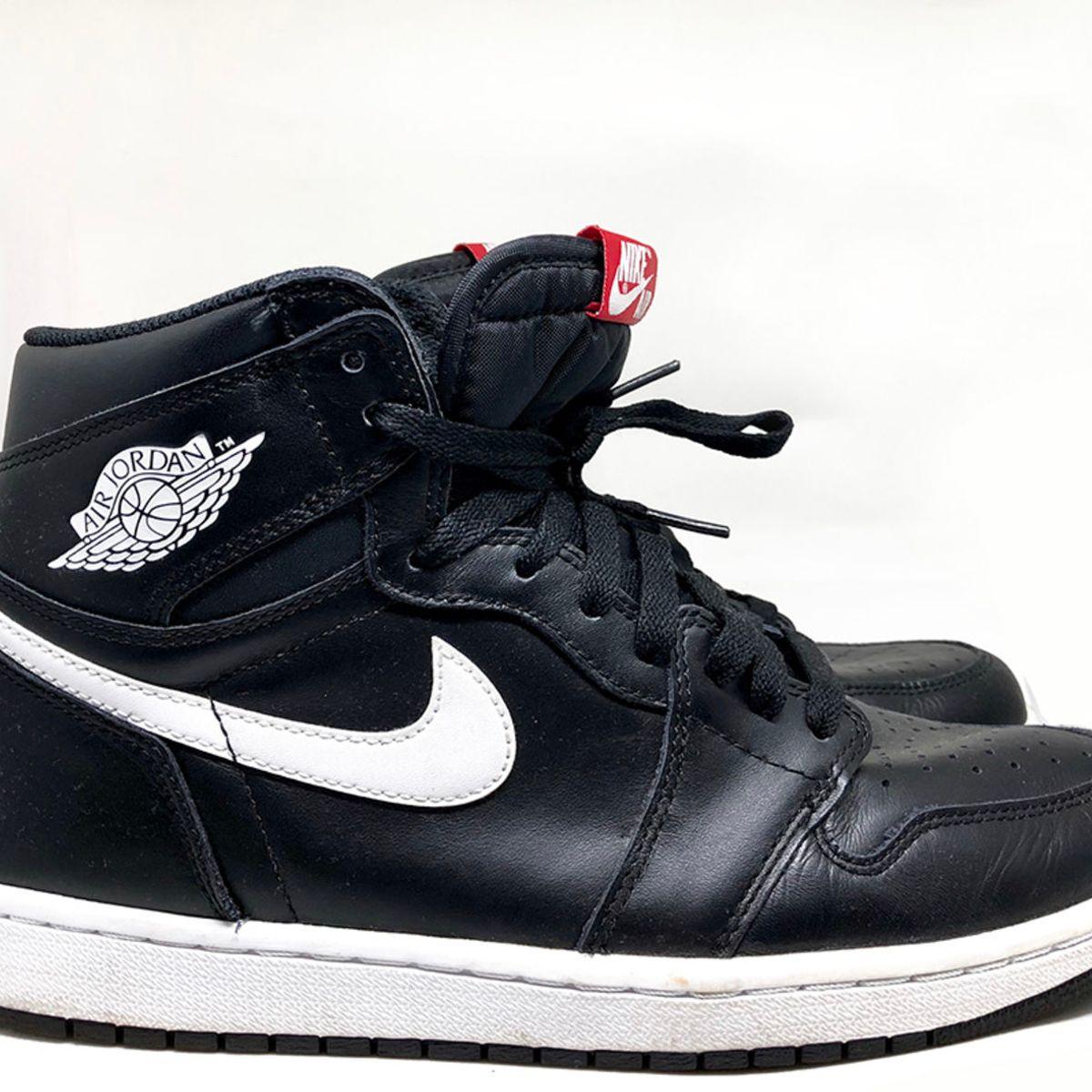 5c2defffeab Nike Air Jordan 1 Retro Yin Yang Black
