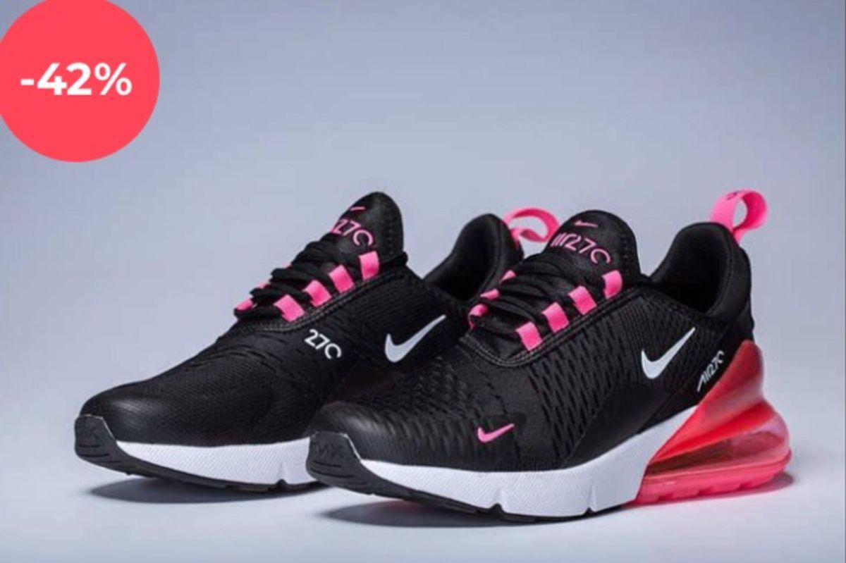 dffd9bde7 Nike Air Max 270 Feminino do 34 Ao 38 + Brinde | Tênis Feminino Nike ...