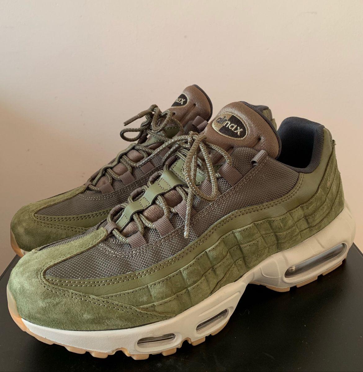 Nike Air Max 95 | Tênis Masculino Nike Usado 35461615 | enjoei