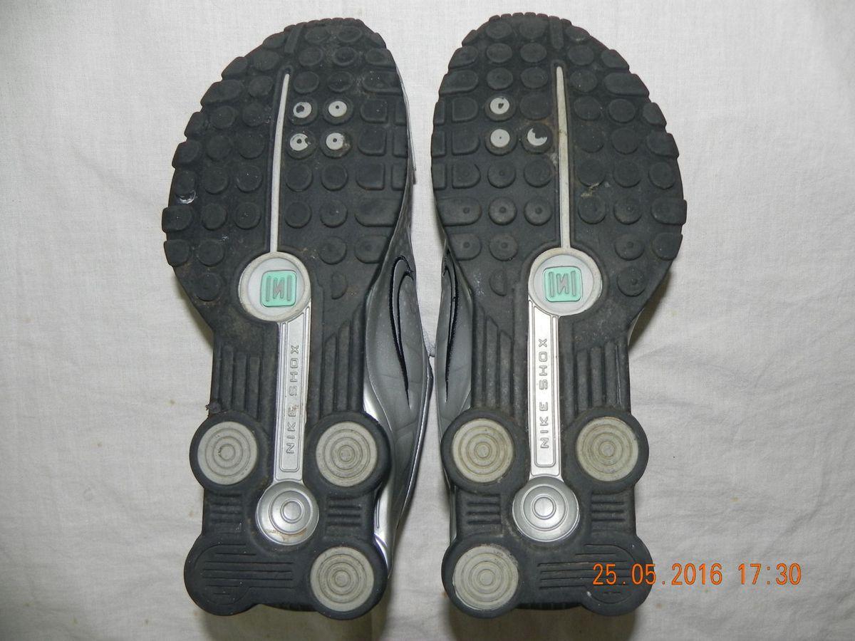 Nike Shox R4 38 Calca 39 Semi-novo Luxo  fbec4faf06ebc