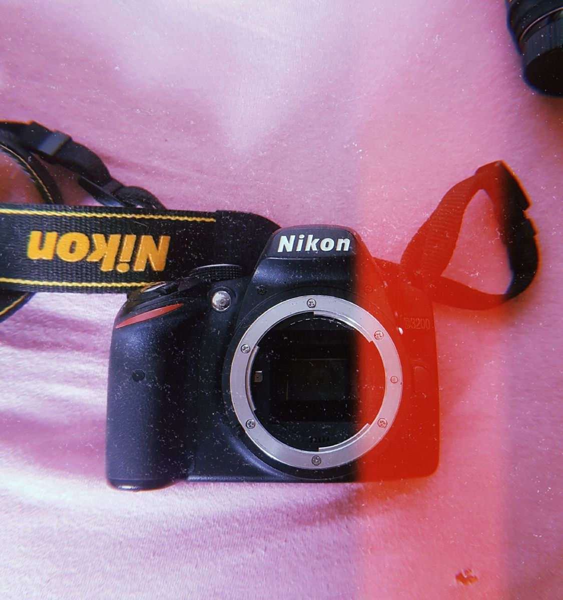 nikon d3200 + lentes + acessórios - vintage e retrô nikon