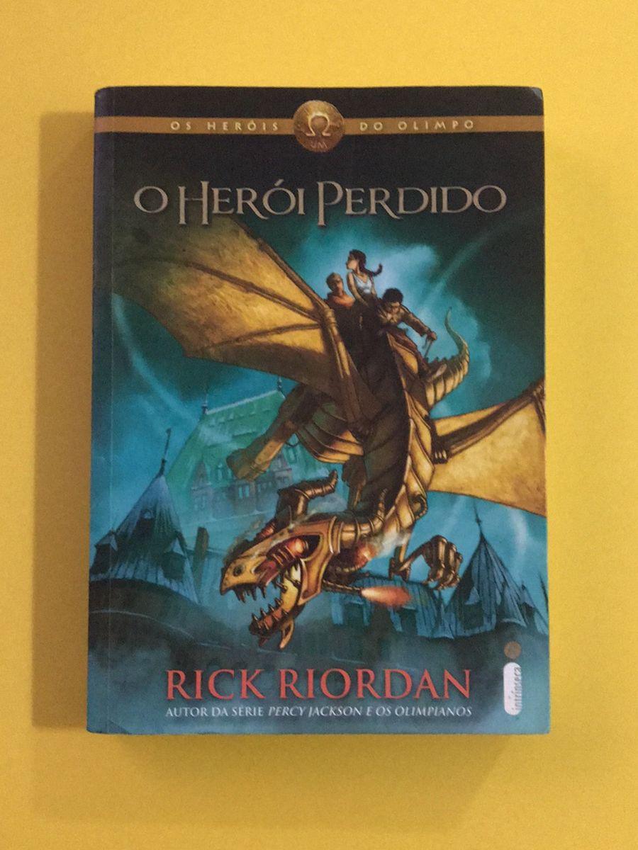 o herói perdido - livraria intrinseca