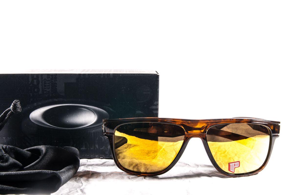 722803bf9c07e Oakley Breadbox Polarizado   Óculos Masculino Oakley Nunca Usado ...