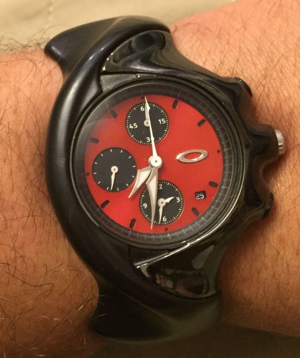 02b1fa5753b oakley detonator - relógios oakey.  Czm6ly9wag90b3muzw5qb2vplmnvbs5ici9wcm9kdwn0cy82ntqyodu5lzexodiwzmzkotmzzdg0ytjlzwy3zgq2odlmy2m3ytm3lmpwzw  ...