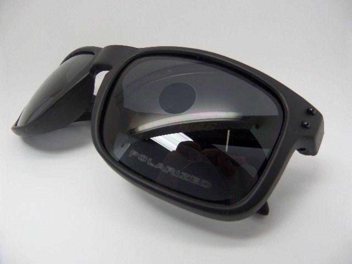 Oakley Holbrook Vr46 Preto Fosco - Importado e Novo   Óculos Masculino  Oakley Nunca Usado 14317230   enjoei baa9c970b0