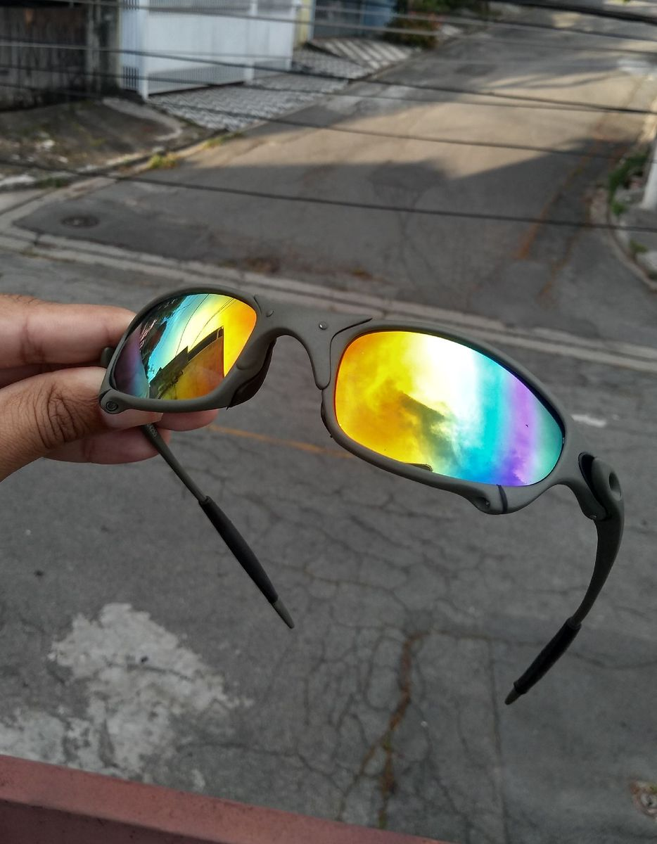 oakley juliet arco íris - óculos oakley juliet.  Czm6ly9wag90b3muzw5qb2vplmnvbs5ici9wcm9kdwn0cy84nze3mjezlzninwm4mtawmwrinzhimjc5zda1mjc2yzfmngywotlhlmpwzw  ... 5b7c3087b2e