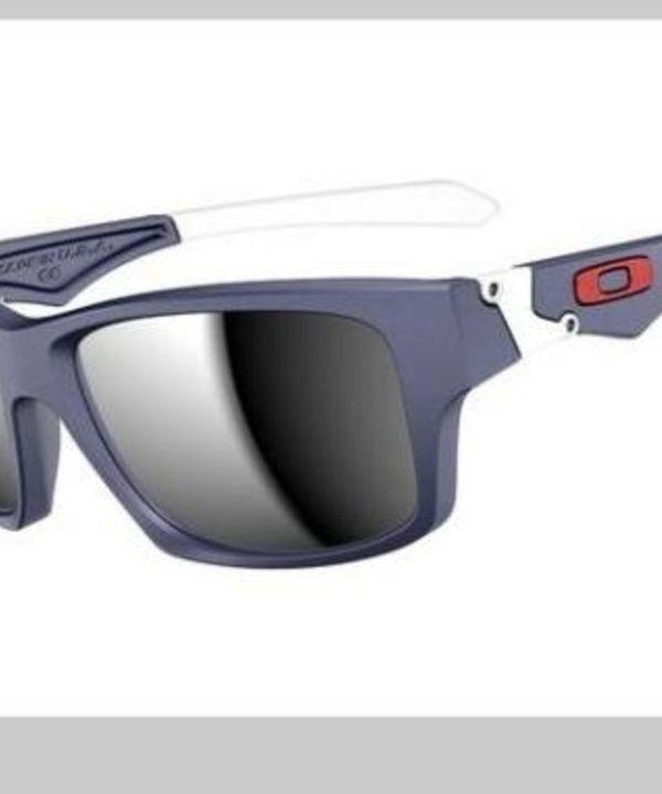 e27bba9d01a2d Oakley Jupiter Squared Matte Navy chrome Iridium   Óculos Masculino Oakley  Nunca Usado 1785407   enjoei