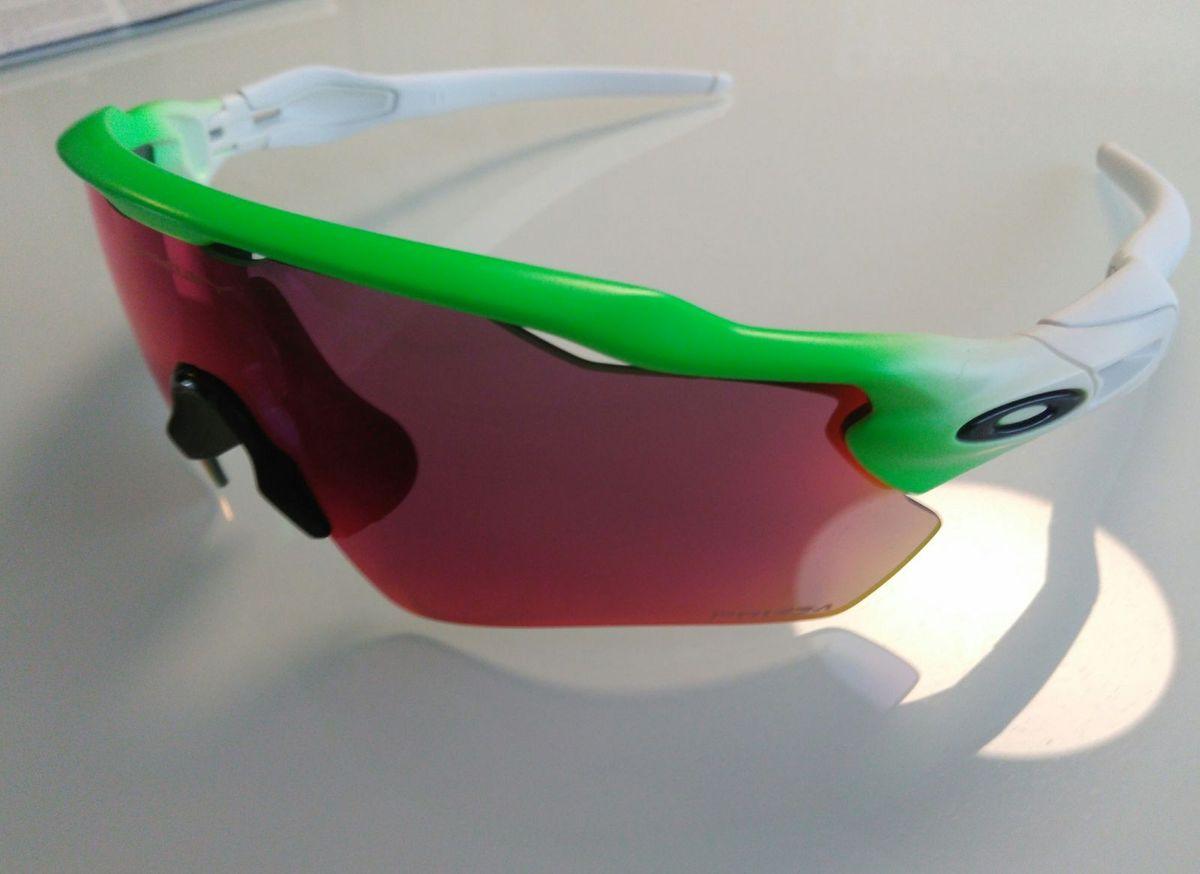 Oakley Radar Ev Path - Coleção Green Fade Olimpíadas - Lentes Prizm   Óculos  Masculino Oakley Nunca Usado 20272765   enjoei 65fa62fc46