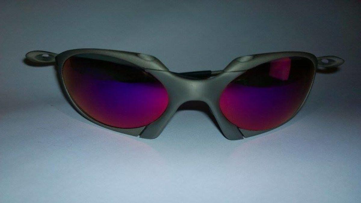 ff6cbcf623805 oakley romeo1 x metal - óculos oakley.  Czm6ly9wag90b3muzw5qb2vplmnvbs5ici9wcm9kdwn0cy81odiwmtqxlzvhognkyjjkntg5mjflzdc3zwqxywfkztywmzuxy2zhlmpwzw  ...