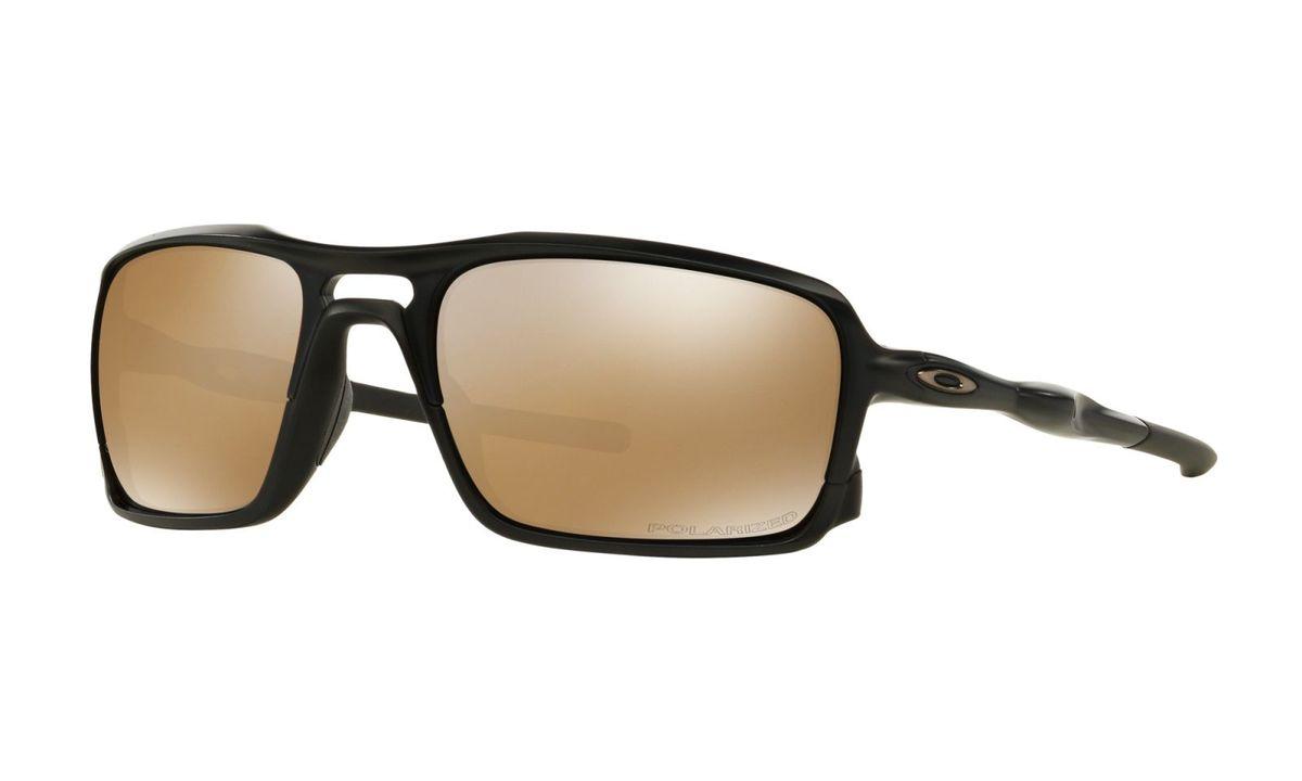918f7a8b01cb2 Oakley Triggerman Polarizado Oo9266-05   Óculos Masculino Oakley ...