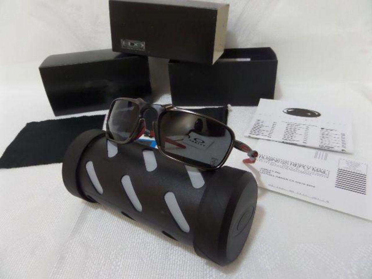 Oakley X-metal Badman Dark Carbon Black Scuderia Ferrari - Edição Limitada    Óculos Masculino Oakley Nunca Usado 17311421   enjoei 67d00501de