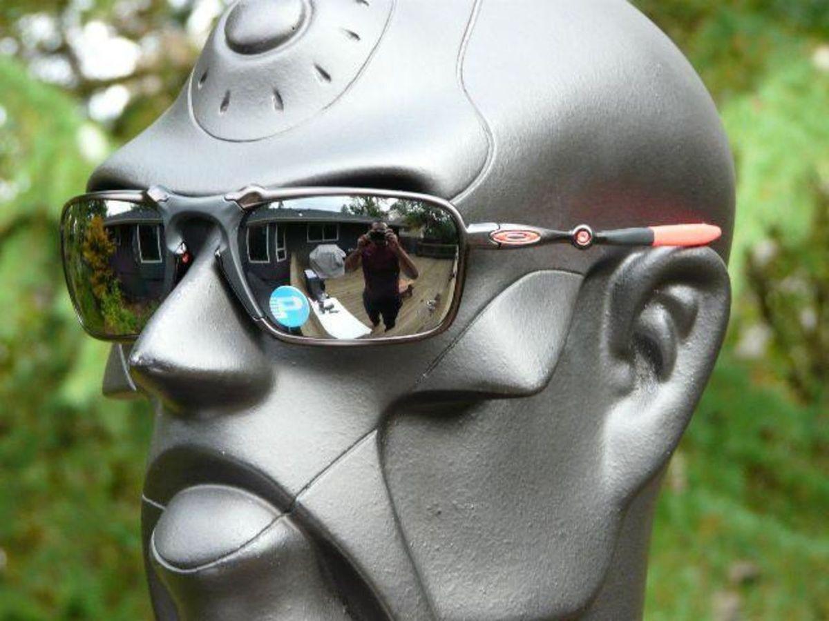oakley x-metal badman dark carbon black scuderia ferrari - edição limitada  - óculos oakley 3a942c5b15