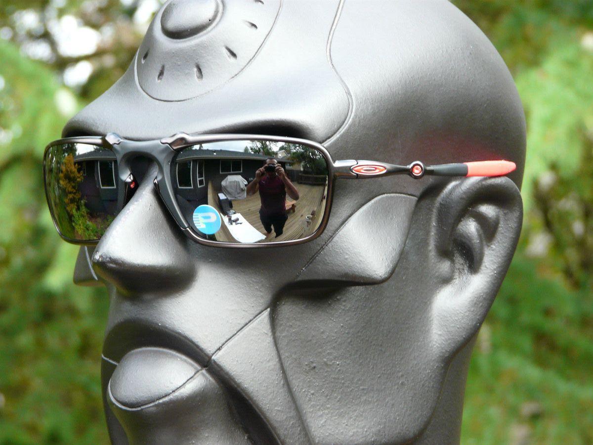 0d7d83ec7 oakley x-metal badman scuderia ferrari - edição limitada - em promoção - óculos  oakley