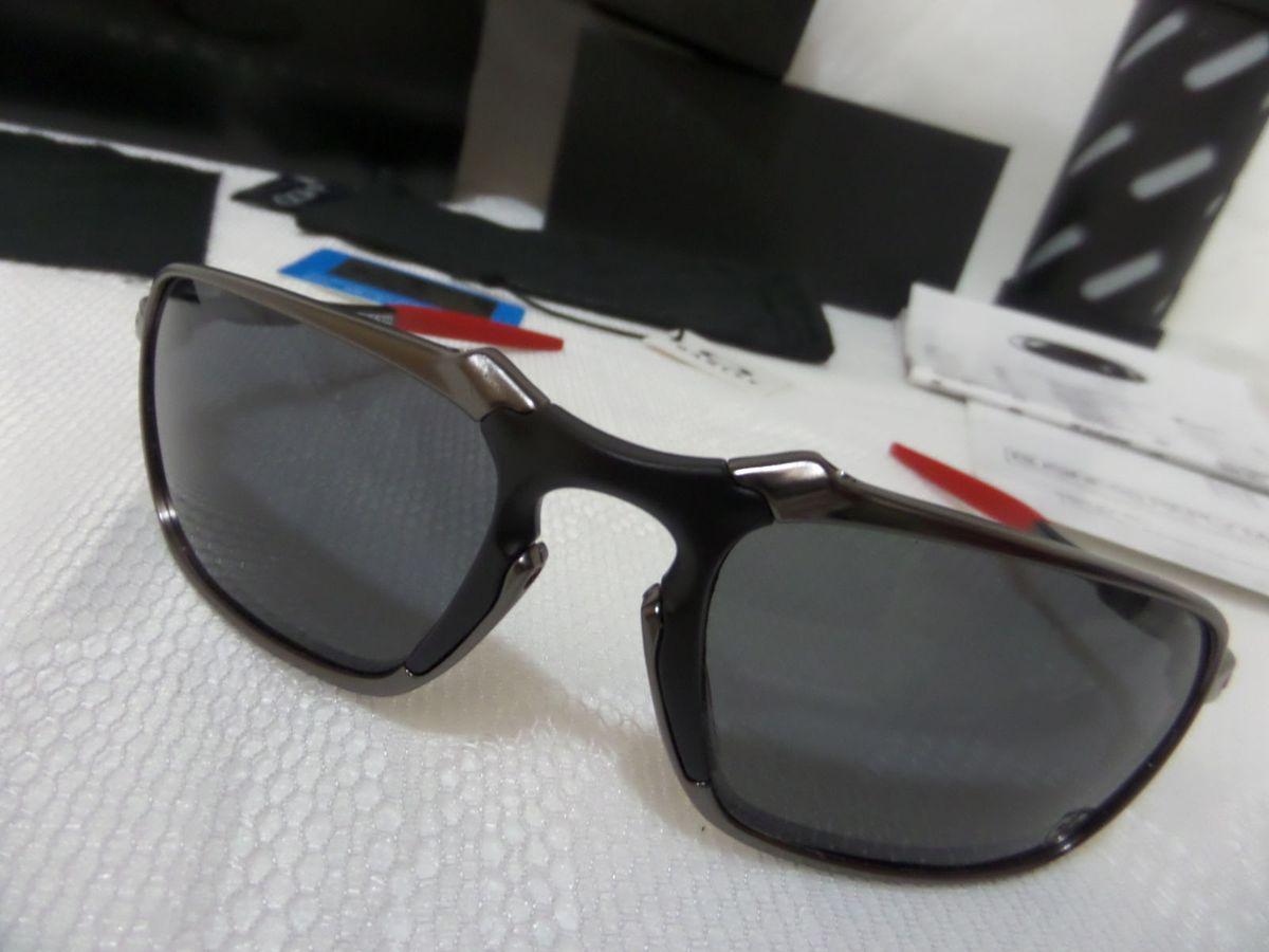 Oakley X-metal Badman Scuderia Ferrari - Edição Limitada - em Promoção    Óculos Masculino Oakley Nunca Usado 14390068   enjoei 150cc3de27