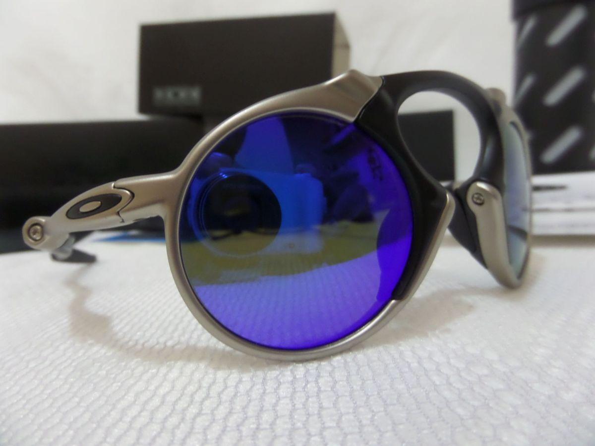 d8adc39f1856e Oakley X-metal Madman Azul Polarizado - Importado e Original ...