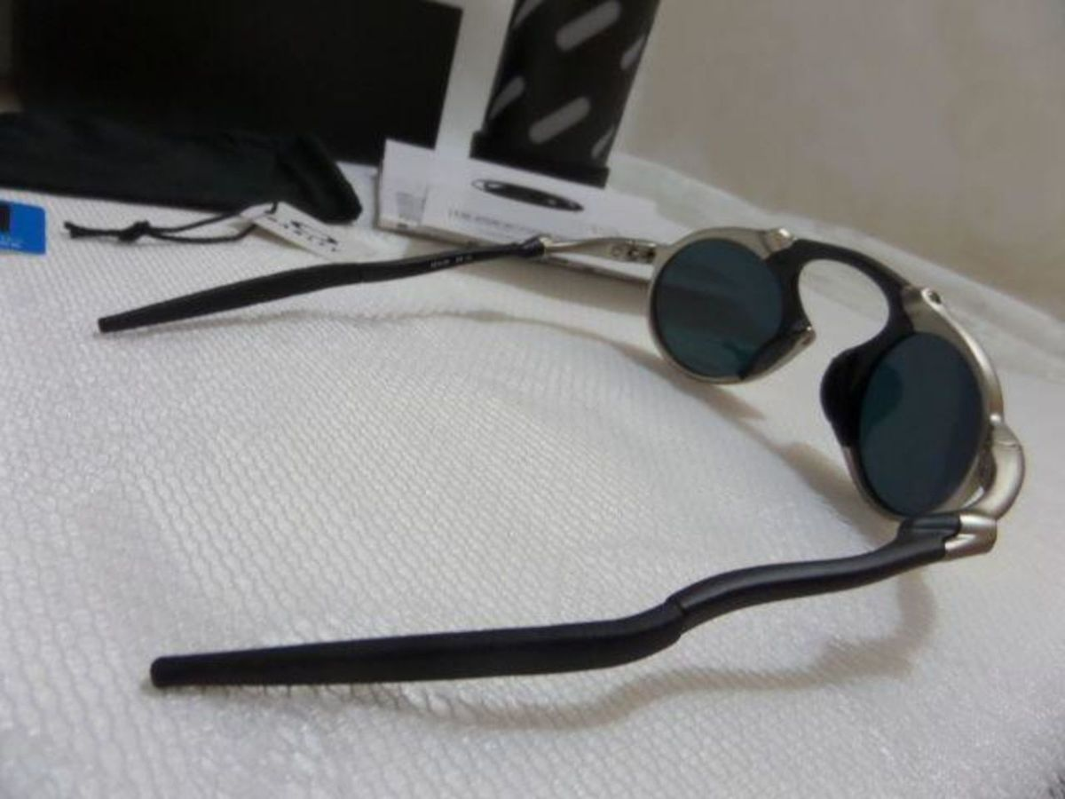 Oakley X-metal Madman Vermelho Rubi C  Lentes Polarizada - Original   Óculos  Masculino Oakley Nunca Usado 17311536   enjoei 764c1f9ba4