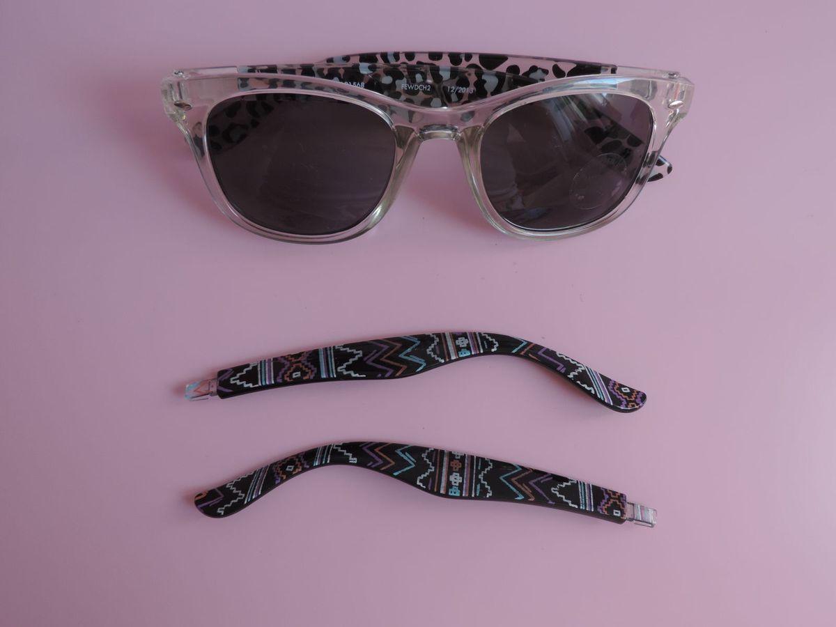 bc42fe4314693 Óculos Aéropostale 2 Hastes !!!   Óculos Feminino Aeropostale Nunca ...