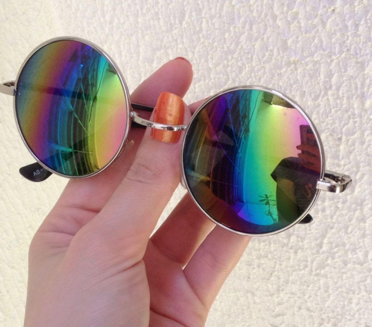 óculos arco iris - óculos sem marca.  Czm6ly9wag90b3muzw5qb2vplmnvbs5ici9wcm9kdwn0cy80nzuxmtm1lzziymm4mjrmzmm0zmfmmgu2zdvjyzizmwy4zwvlowuwlmpwzw a5bd1271b7