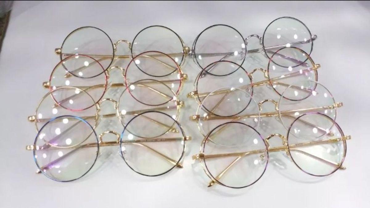 óculos armação de grau round geek harry potter - óculos óculos armação de  grau round redondo d7199840af