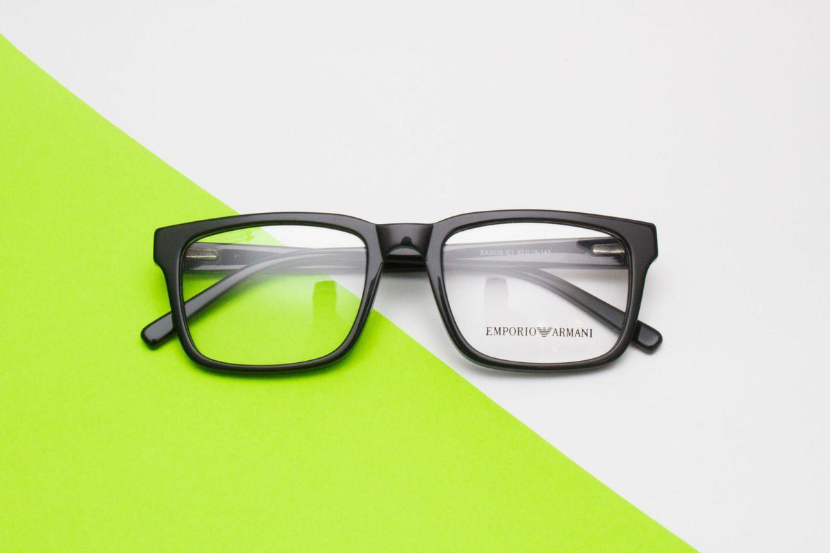 23a7745da Óculos Armação Emporio Armani para Grau | Óculos Masculino Empório ...