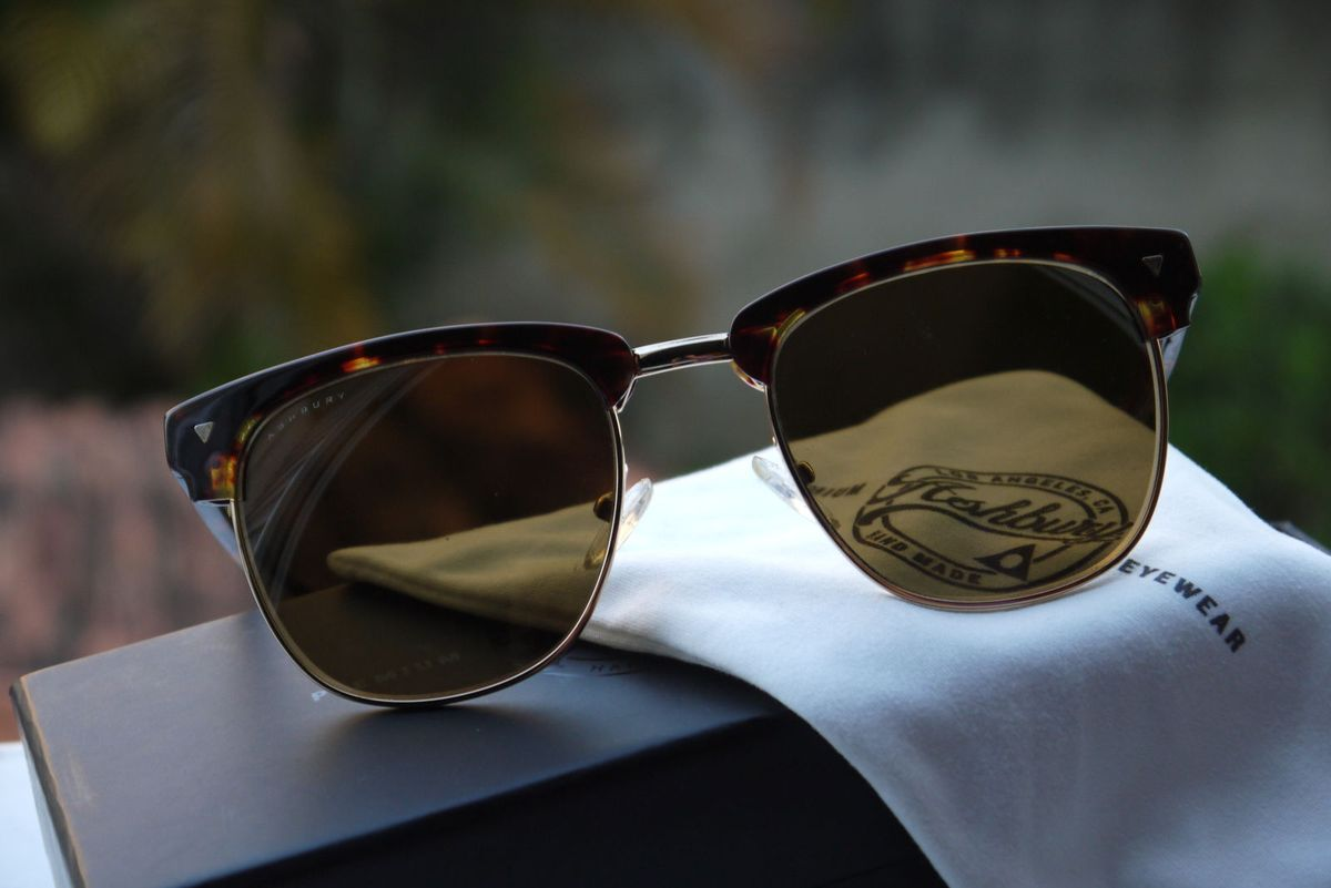 5f938bd4b5420 Óculos Ashbury Griffin Carl Zeiss Lentes   Óculos Masculino Ashbury Nunca  Usado 19987940   enjoei