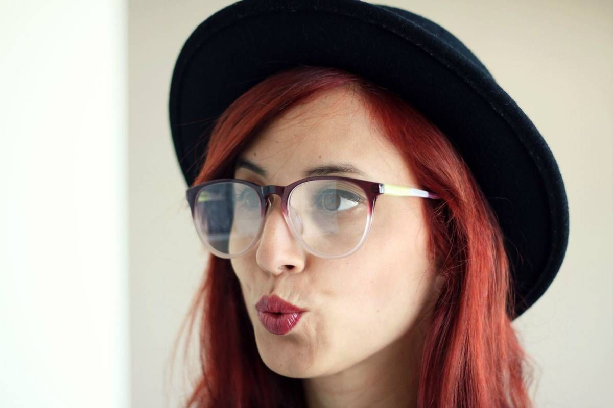 óculos burgundy - óculos glasses shop