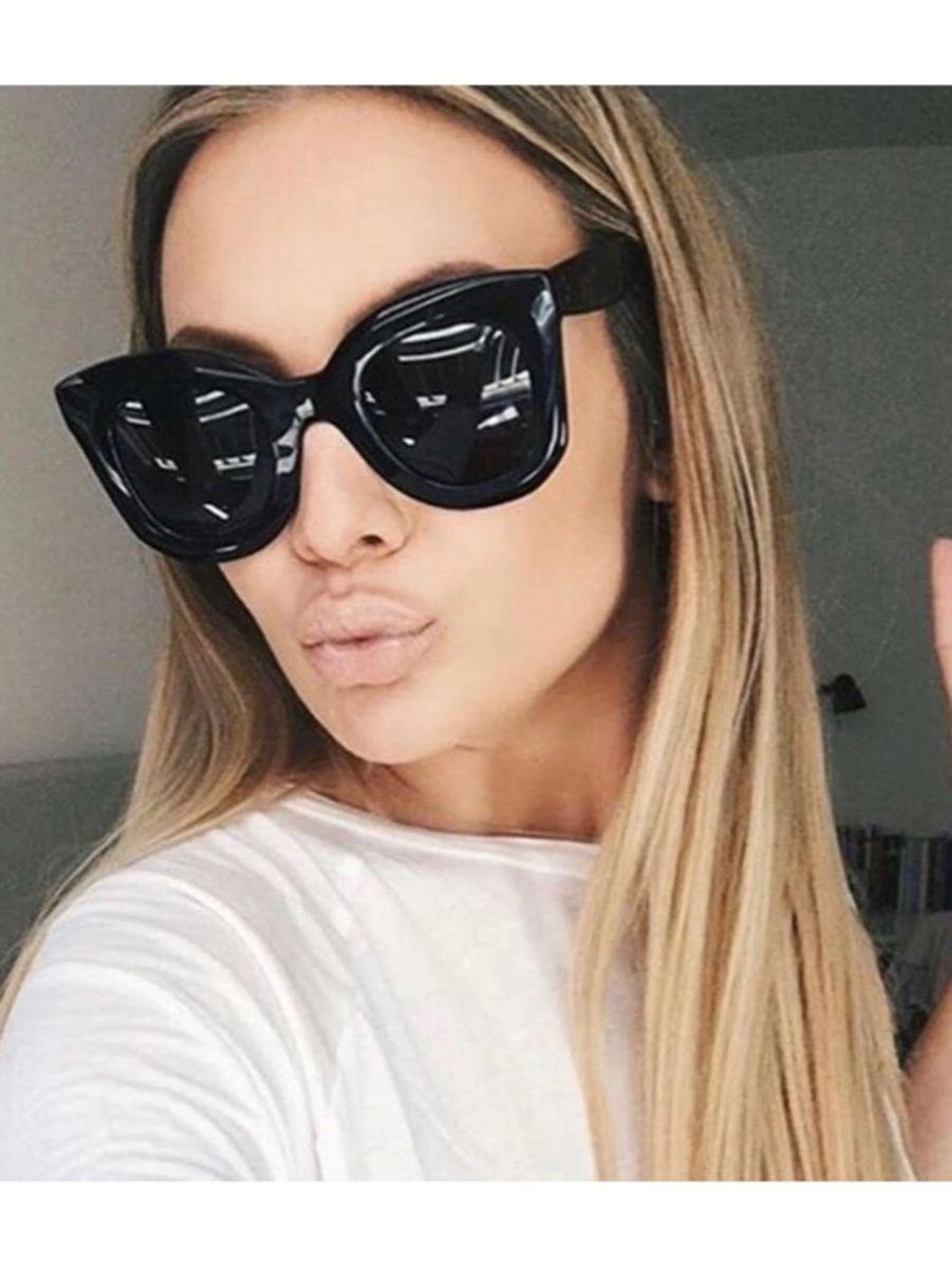 0f80d43959fbf óculos celine marta prada feminino sol preto - óculos prada