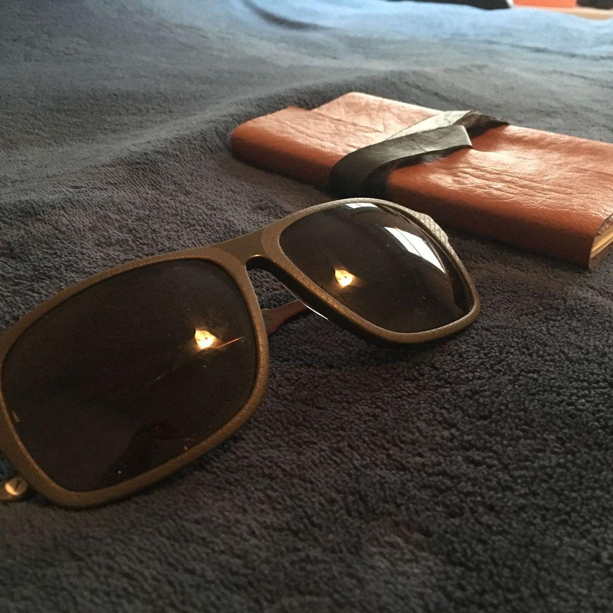a6720eb61 Óculos Chilli Beans - Alexandre Herchcovitch | Óculos Masculino Chilli Beans  Usado 19509230 | enjoei