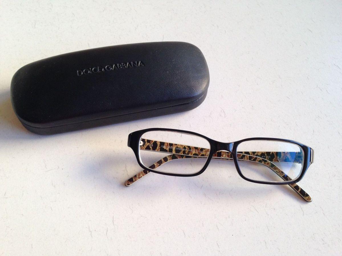 Óculos de Grau Dolce   Gabbana   Óculos Feminino Dolce   Gabbana ... da29c9e584
