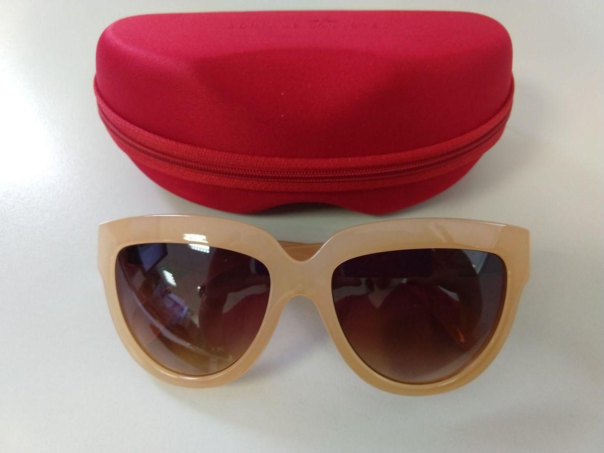 79c5fbcbd óculos de sol adriane galisteu geométrico nude/marrom - óculos adriane  galisteu