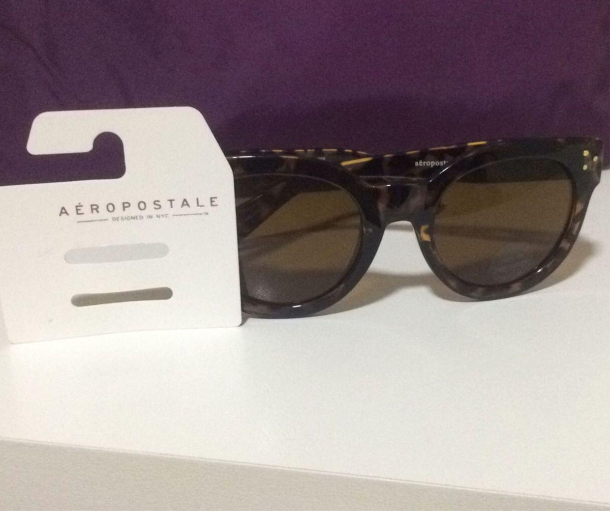 Óculos de Sol Aéropostale Original   Óculos Feminino Aéropostale ... 1e24d813cb