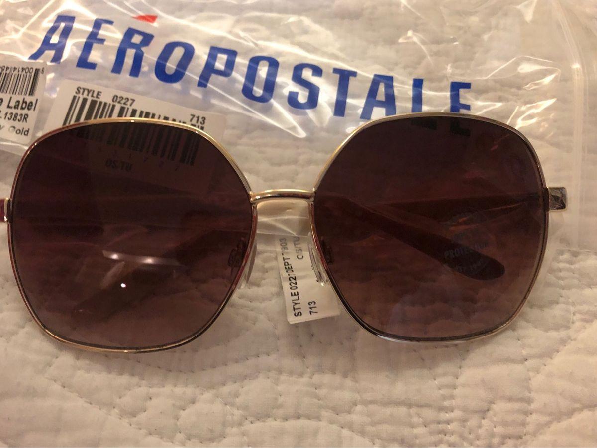 a7401ccf6d203 Óculos de Sol Aeropostale Original   Óculos Feminino Aeropostale ...