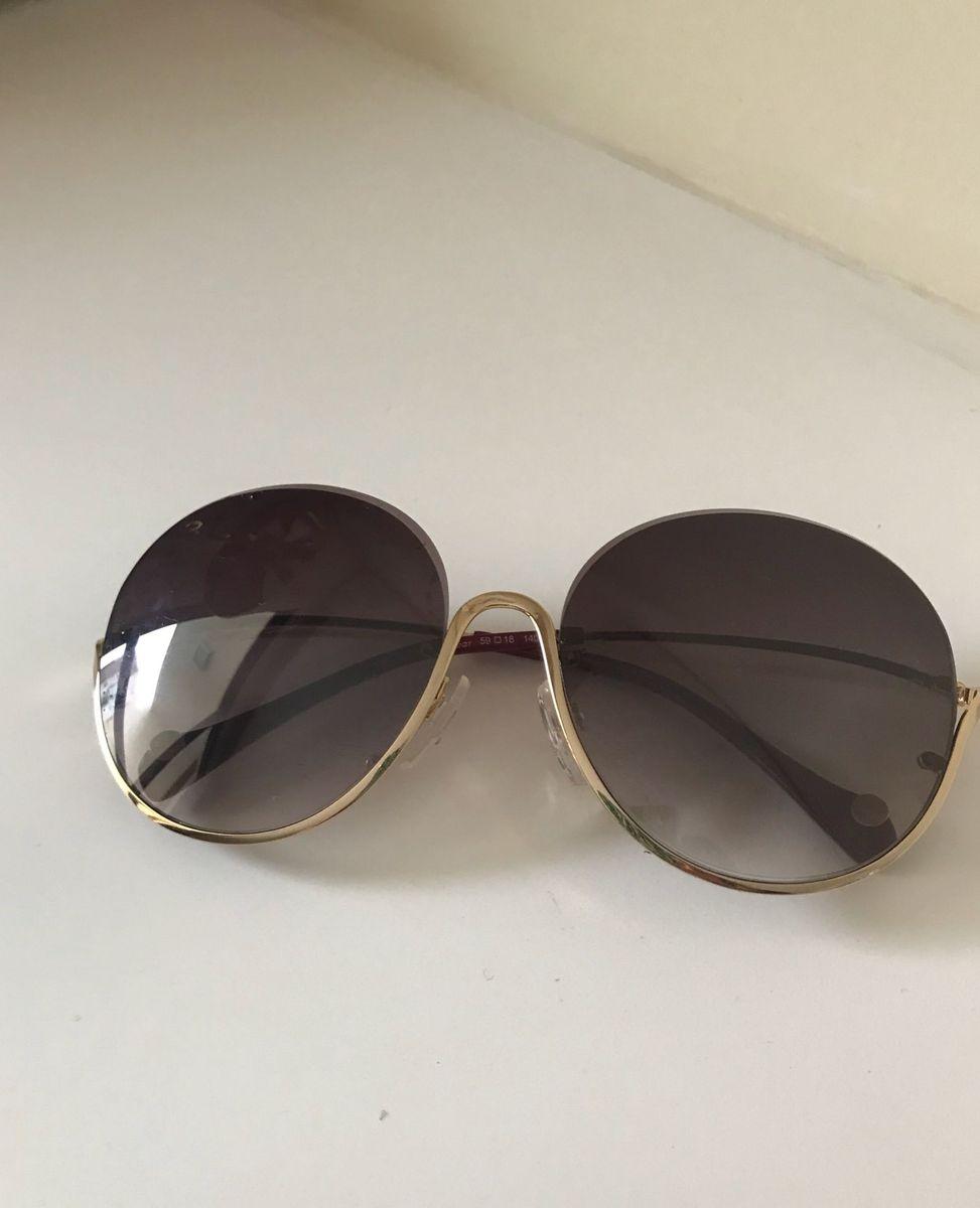 Óculos de Sol Ana Hickmann Edição Limitada   Óculos Feminino Ana ... b5a09184f8