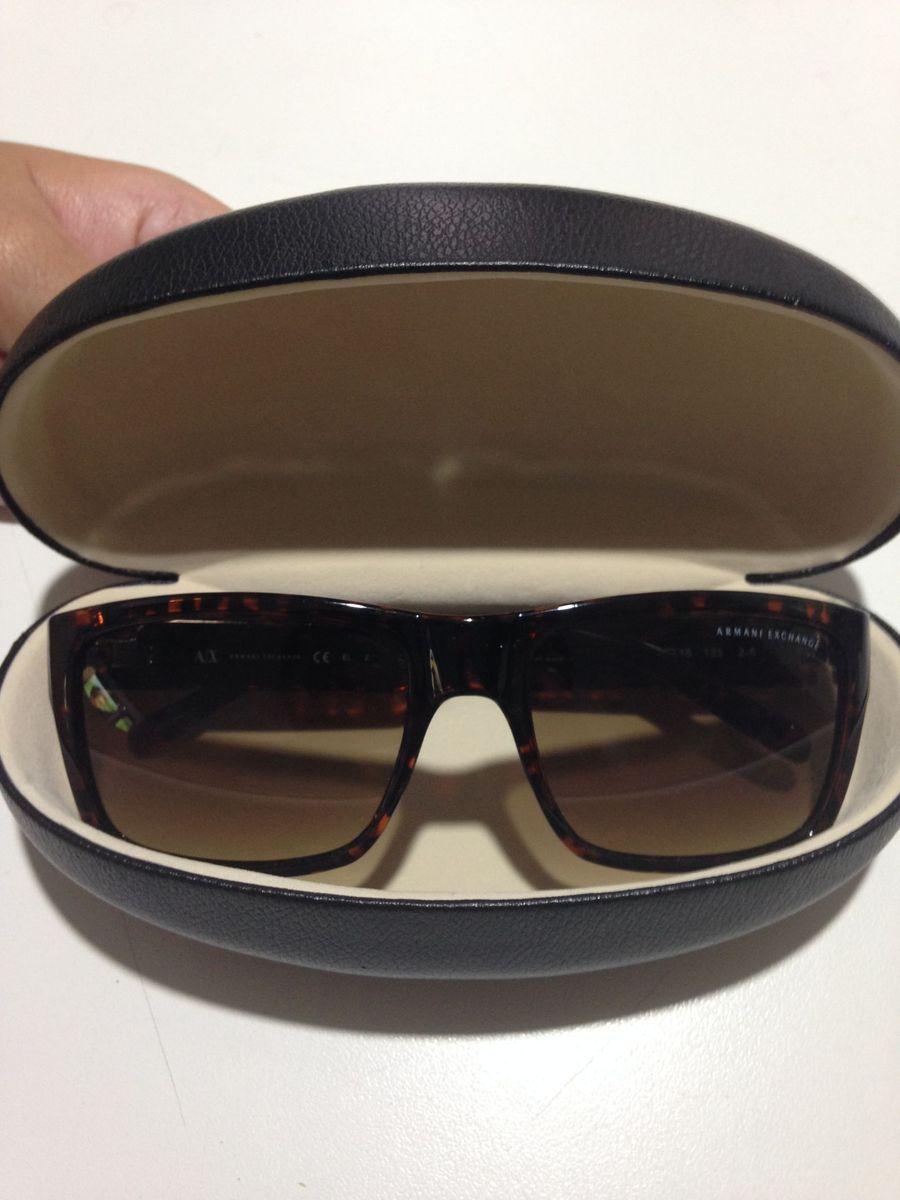 c6250f4315c2c Óculos de Sol Armani Exchange   Óculos Feminino Armani Exchange ...